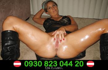 privater Sex am Telefon mit Hausfrauen
